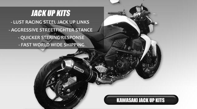 Kawasaki Jack Up Kits